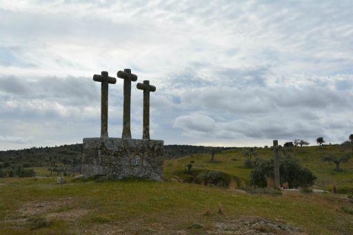 Calvario y via crucis