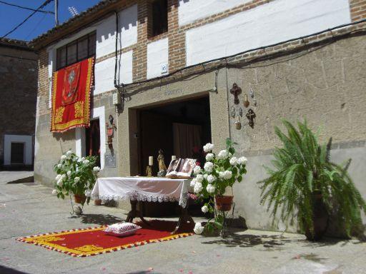 Corpus Christi, altar