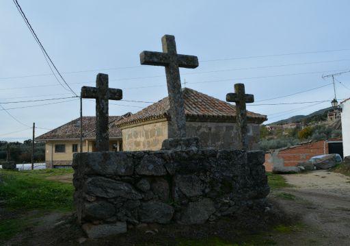 Cruces del Viacrucis