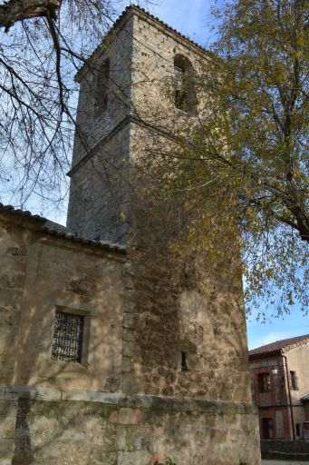 Iglesia parroquial de la Concepción, torre