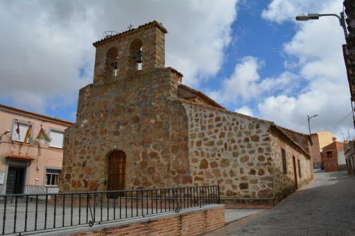 Iglesia de San Andrés Apóstol, exterior