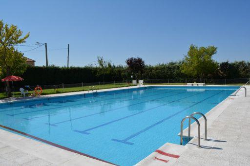 Instalaciones deportivas, piscinas