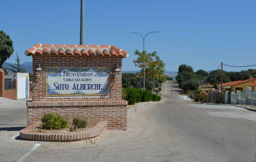 Urbanización de Soto Alberche