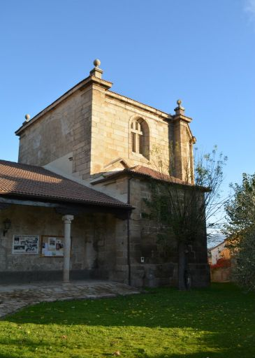 Iglesia de Sta. María de la Oliva, cabecera