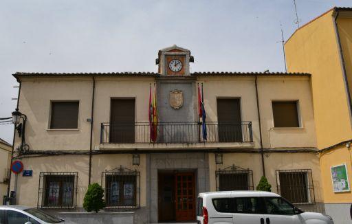 Ayuntamiento antiguo (otras dependencias: Obras y Urbanismo)