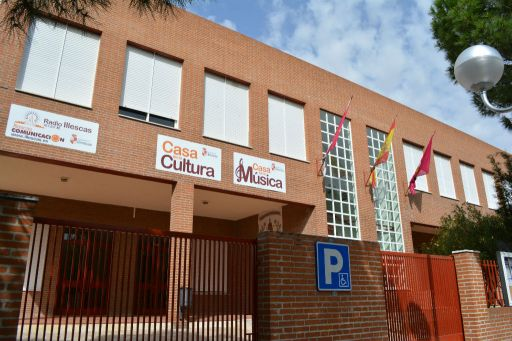 Casa de la Cultura, exterior