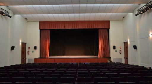Casa de la Cultura, Teatro