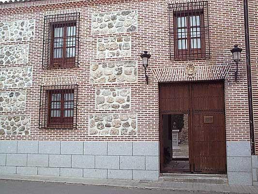 Santuario de la Caridad, edificio museo (b)