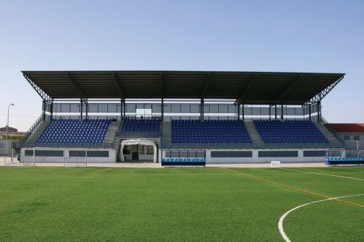 Instalaciones deportivas, campo de futbol