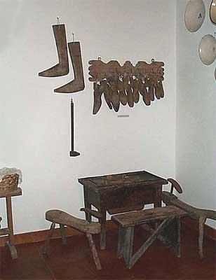 Artesanía de zapatero