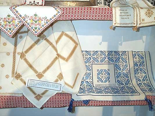 Artesanía, bordados