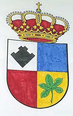 Escudo, boceto