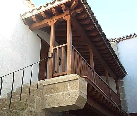 Museo, balcón