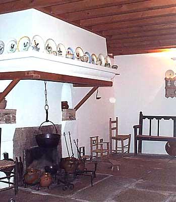 Museo, cocina