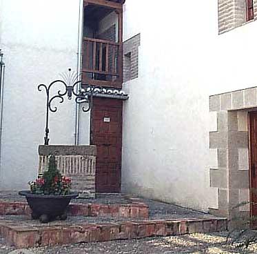 Museo, patio interior