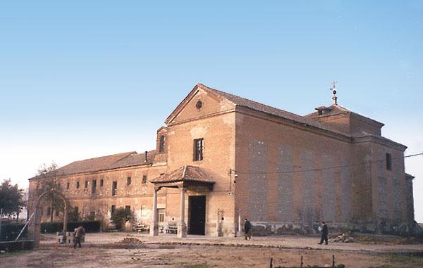 Convento franciscano de San Juan Evangelista, en restauración