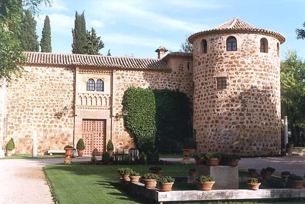 Palacio de los Condes de Mora, interior