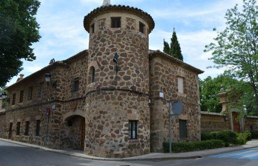 Palacio, recinto