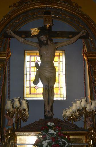 Santísimo Cristo de las Injurias, Patrón de Lillo