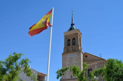 Homenaje a la Bandera  y Torre