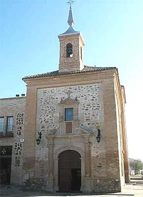 Ermita del Cristo del Prado