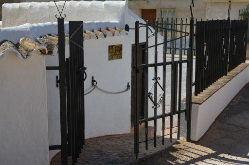 Silo del Tío Zoquete , entrada