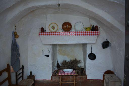 Silo del Tío Zoquete, interior