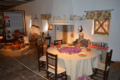 Museo del Azafrán y Etnográfico (b)