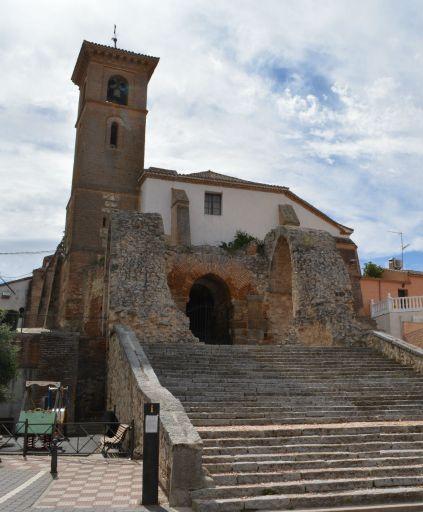 Iglesia Parroquial Sta María de los Alcázares