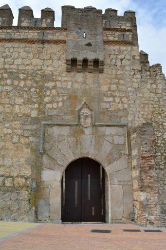 Castillo, entrada