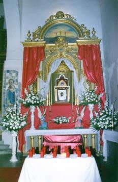 Monumento del Señor, Semana Santa