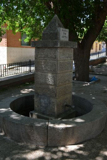 La fuente del Abad