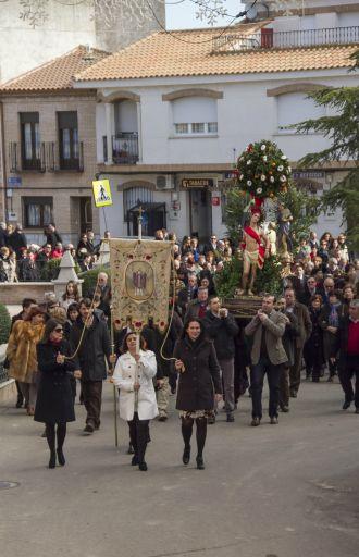 Fiesta de San Ildefonso y de San Sebastián (a)
