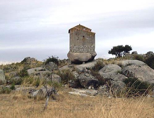 Palomar y casa de campo
