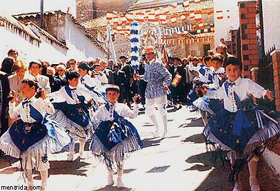 Romería de San Marcos, Los Danzantes