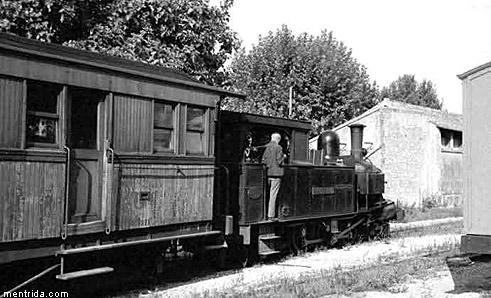 Tren Madrid-Méntrida-Almorox (archivo histórico)