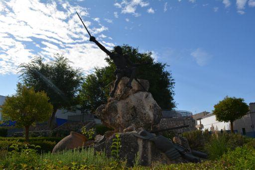 Escultura a Don Quijote