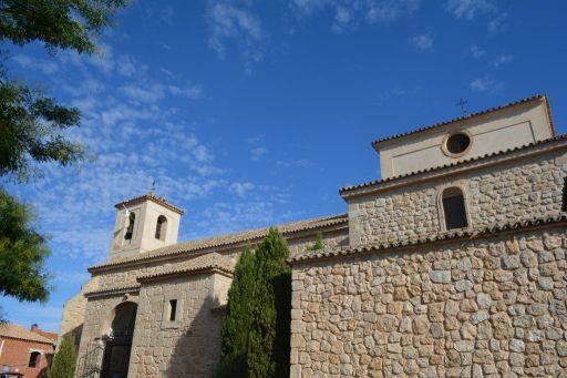 Iglesia de San Andrés, exterior