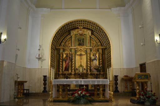 Iglesia de San Andrés, capilla