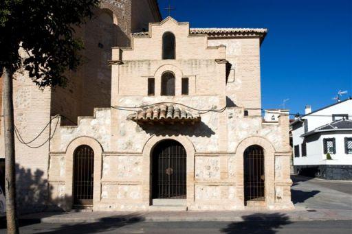 Iglesia Parroquial de San Esteban Protomártir, capilla