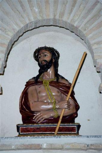 Iglesia parroquial de San Esteban Protomártir, busto