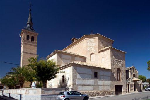 Iglesia parroquial de San Esteban Protomártir, exterior