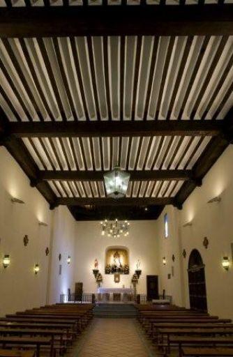 Ermita de la Vera Cruz, interior