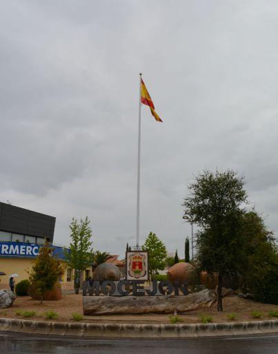 Entrada al municipio