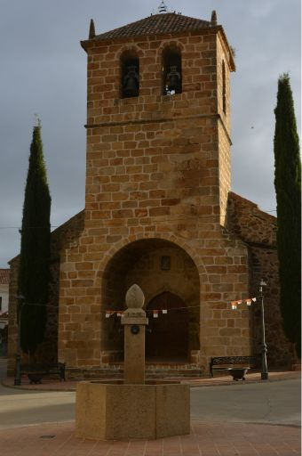 Iglesia parroquial de San Sebastián Mártir