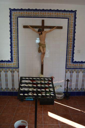 Ermita, interior