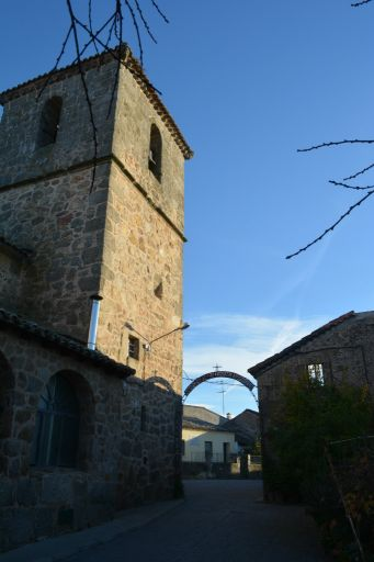 Iglesia parroquial de la Virgen de los Remedios, otra vista