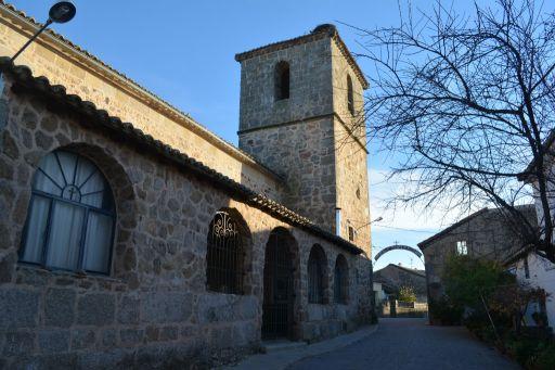 Iglesia parroquial de la Virgen de los Remedios