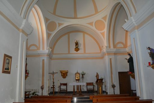 Convento de San Eugenio, interior (2)