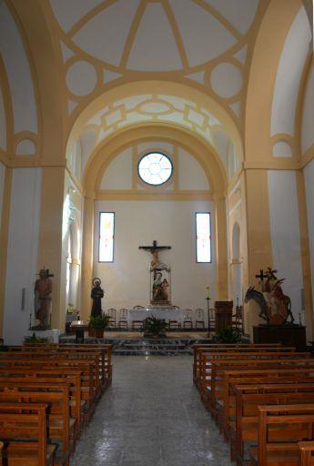 Convento de San Eugenio, interior (1)